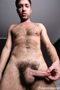 Smokey Adam Bares All from Club Stroke