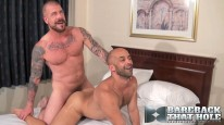 Rocco Steele And Igor Lucas from Bareback That Hole