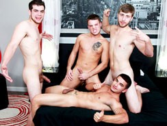 Orgy With Vadim Brandon Zeno from Broke Straight Boys