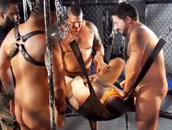 Marc Angelos Gangbang Fantasy from Bear Films