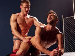 Mike De Marko And Nikko Russo from Falcon Studios
