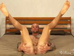 Jakub Moravec Erotic Solo from William Higgins