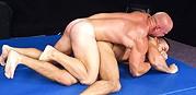 Arny Vs Roco Wrestling from William Higgins