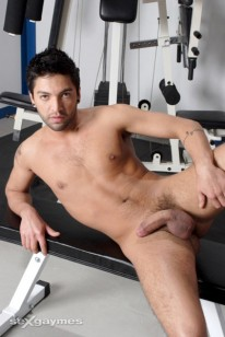 Dominic Pacifico from Sex Gaymes