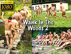 Wank In The Woods 2 from William Higgins