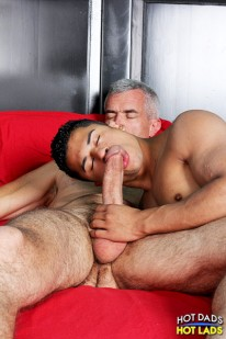 Derek And Armond from Hot Dads Hot Lads
