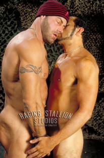 Hard Sex from Raging Stallion