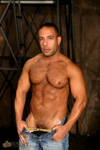 Piero Sias from Hairy Boyz