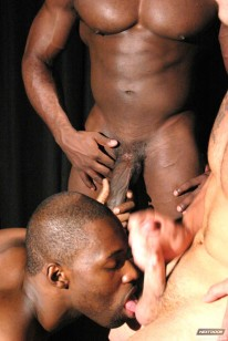Marc Williams Nubius And Broc from Next Door Ebony