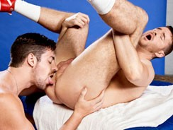 Andrew And Brendan from Raging Stallion