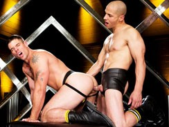 Derek Atlas And Juan Lopez from Hot House