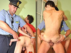 Captive Gets Some Cop Cock from Phoenixxx