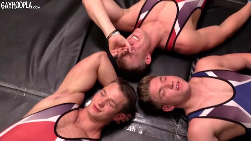 Jerk off wrestling top porn images