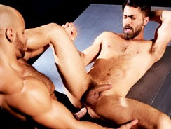 Adam Ramzi And Sean Zevran from Falcon Studios