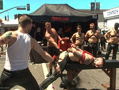 Dore Alley Street Fair from Kink On Demand