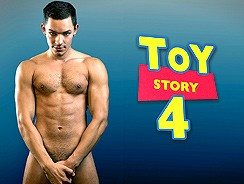 gay sex - Toy Story With Ethan Slade from Suburban Boys