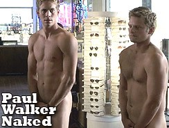 Paul Walker Naked Pics Vids from Mr Man