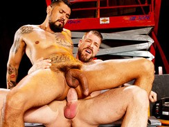 Boomer Banks And Rocco Steele from Raging Stallion