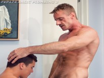 Basic Plumbing 3 Part 2 from Falcon Studios