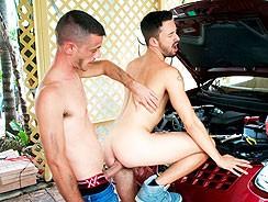 gay sex - Braking Into Fantasy from Extra Big Dicks