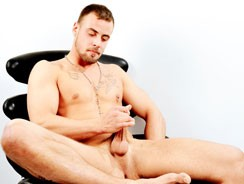 Damien Auditions For Marko from Men Of Montreal