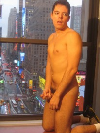 Times Square from Dirty Boy Video