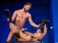 Sean Zevran And Logan Moore from Raging Stallion