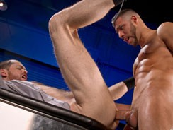 Fx Rios And Christian Lesage from Raging Stallion