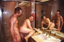 Hung House Husbands 2 from Hot Desert Knights