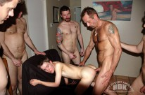 Hung House Husbands 3 from Hot Desert Knights