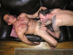 gay sex - Sudden 69 from New York Straight Men
