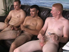 gay sex - Cole Nevin And Red from Spunk Worthy