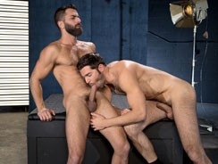 Adam Ramzi And Dario Beck from Raging Stallion