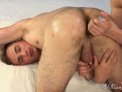 gay sex - Vaclav Chovanec Massage from William Higgins