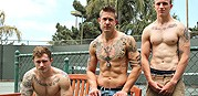 Markie Michael And James from Active Duty