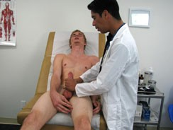 gay sex - Steven from College Boy Physicals