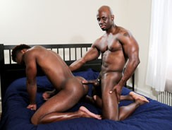 gay sex - Knotty Boys from Next Door Ebony