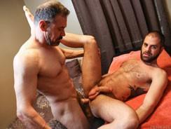 gay sex - Rubdown Romance from Men Over 30