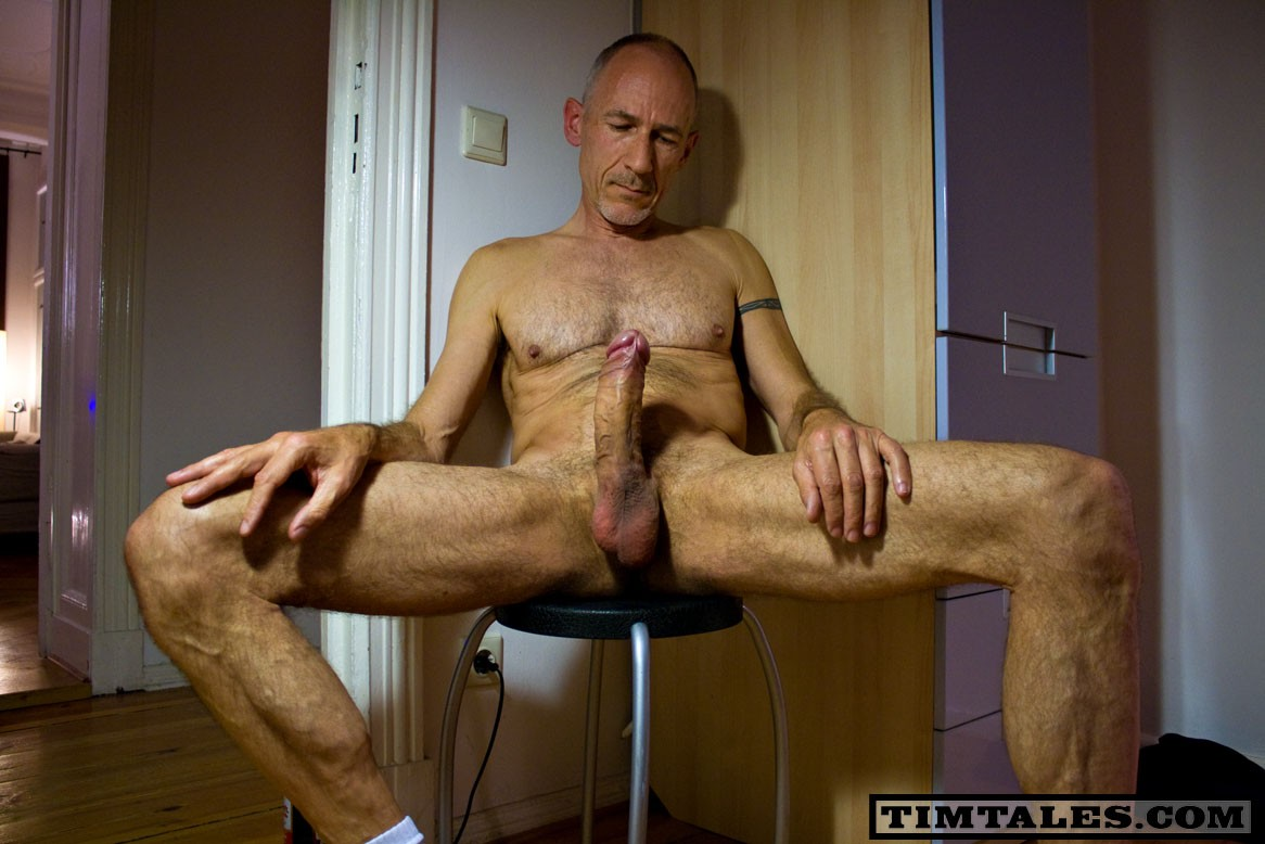 big gay daddy cock