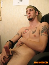 Axel from Boys Smoking