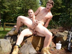 gay sex - The Hunt Part 2 from Men