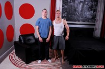 Vinnie Steel Gets Oral Action from Broke Straight Boys