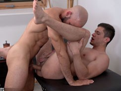 gay sex - The Loaded Massage from Guys In Sweatpants
