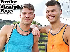 gay sex - Draven Caine Gage Owens from Broke Straight Boys