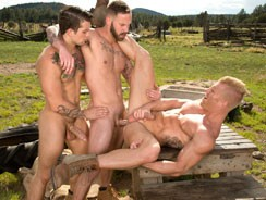 gay sex - Total Exposure 1 from Raging Stallion
