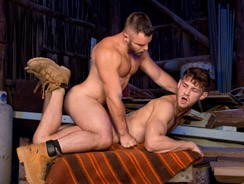 gay sex - Nick Sterling And Jacob Peter from Raging Stallion