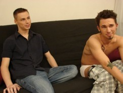 Tommy And Jake from Broke Straight Boys