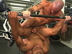 gay sex - The Naked Workout from Jock Hunter