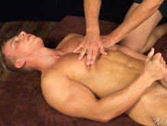 gay sex - Bradley Cook Massage from William Higgins