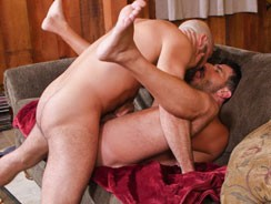 gay sex - Adam Russo And Tony Salerno from Icon Male